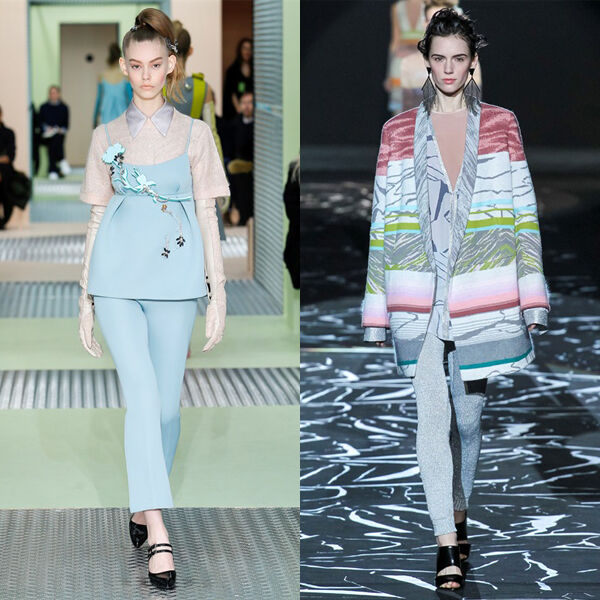 On Trend: Winter Pastels