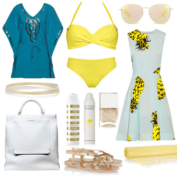 Get dressed for the beach