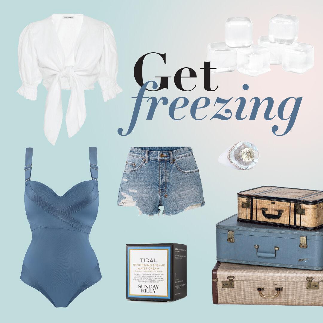 Get freezing!