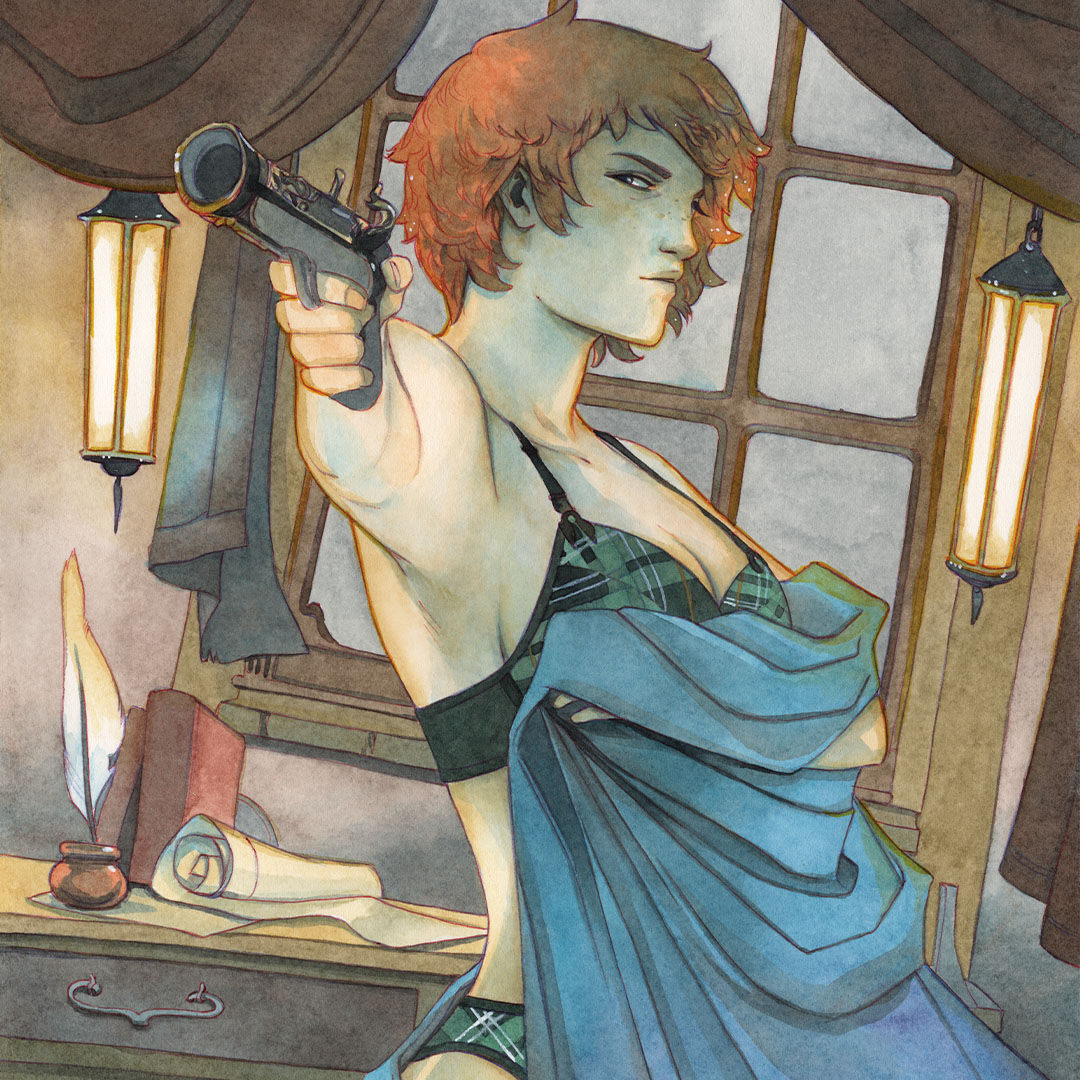 Grace O'Malley – 'She-King of the Irish Seas'