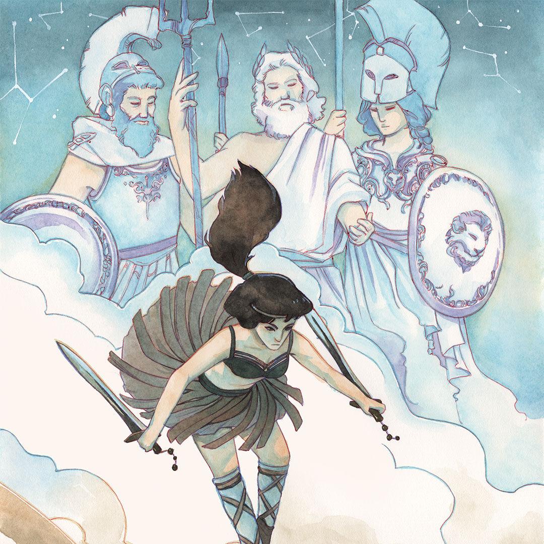 Teuta of Illyria – 'Teuta the Untamable'