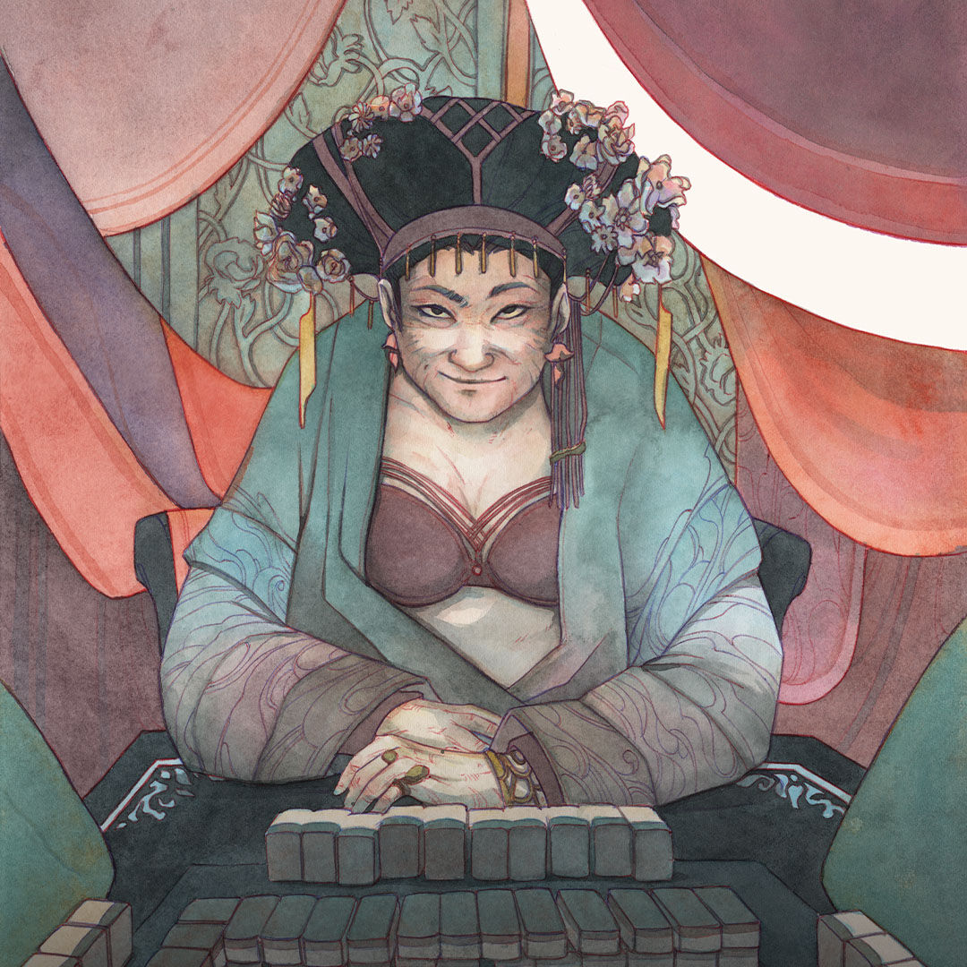 Cheng I Sao – 'Madame Cheng'