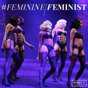 An unforgettable celebration of feminine|feminism
