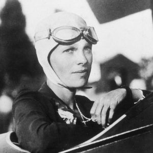Amelia Earhart: the flying feminist