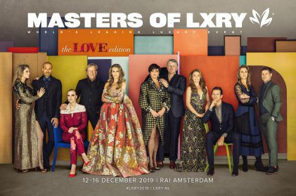 marlies|dekkers at Masters of LXRY 2019