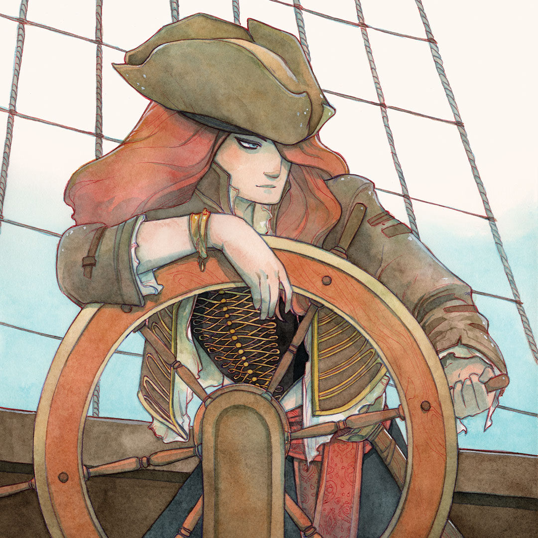 Anne Bonny – 'The Pirate Queen'