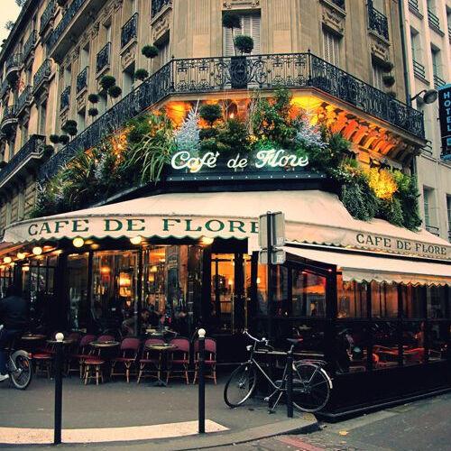 Misia's Parisian Hotspots