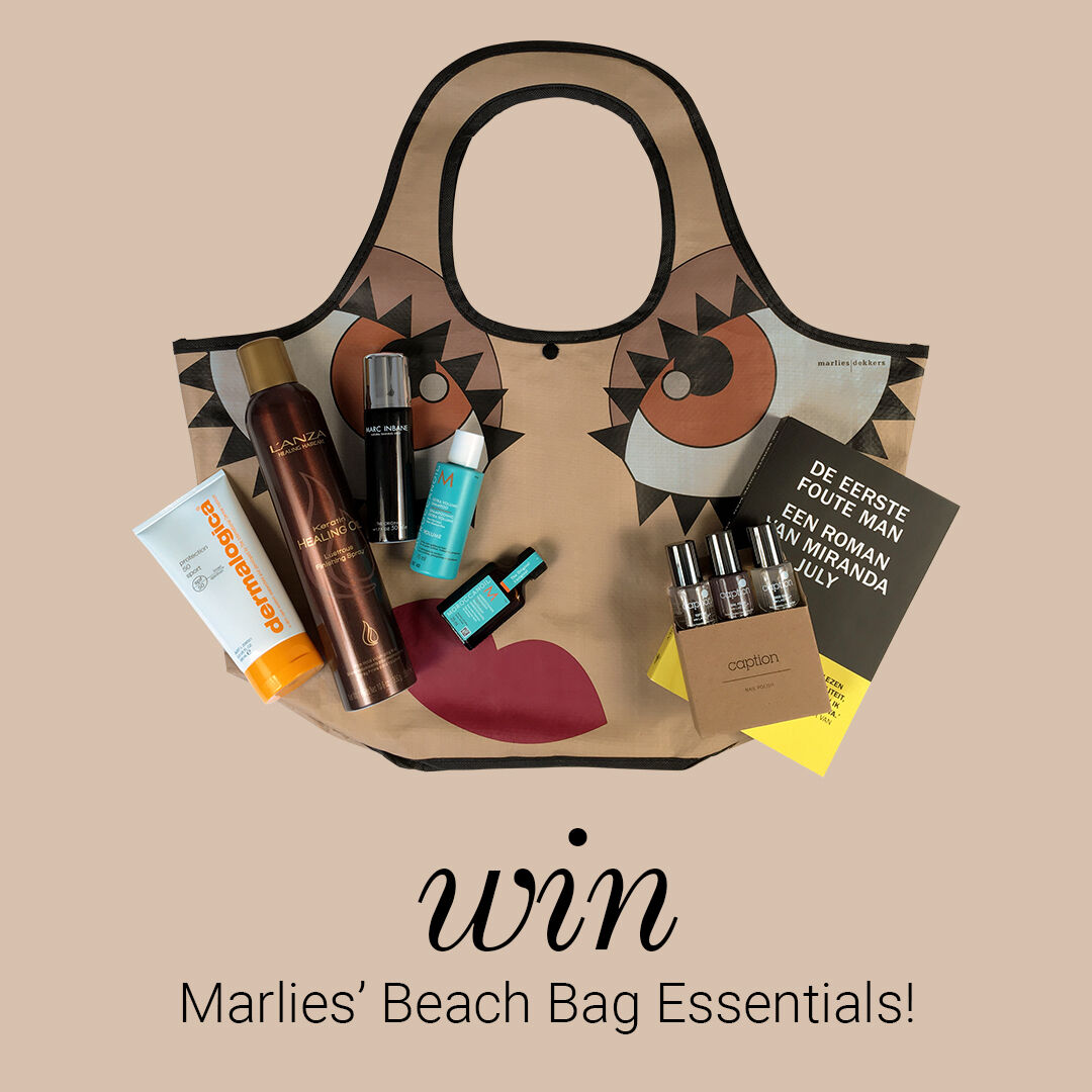 WIN my beach essentials!