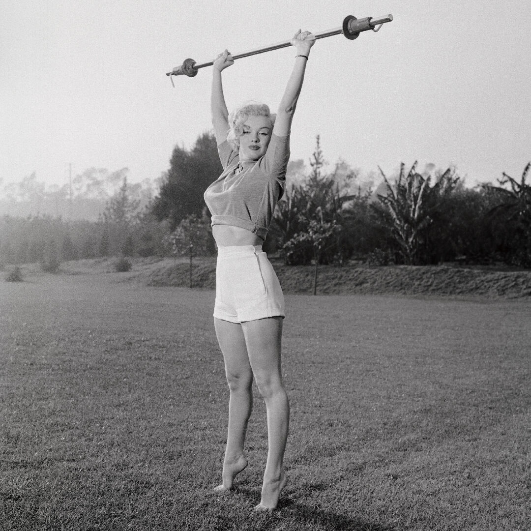 From marilyn's guns to Gwyneth's designer booty