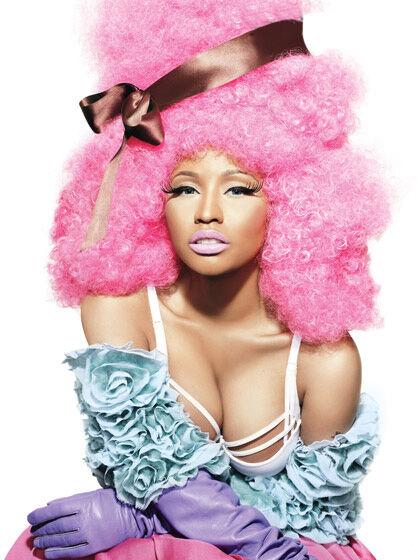 Rückblick: Nicki Minaj in Dame de Paris