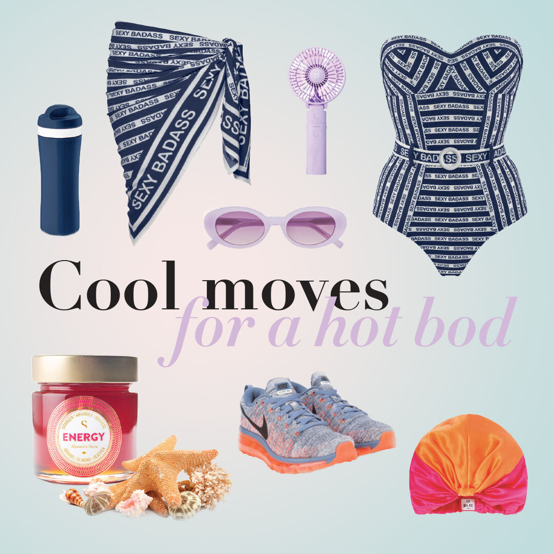 Cool moves for a hot bod
