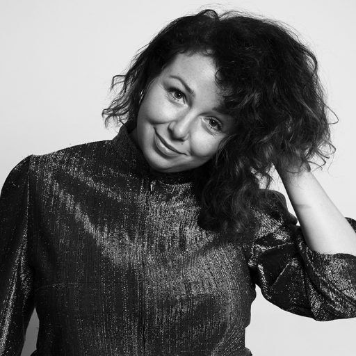Behind the scenes: hairstylist Bianca van Zwieten