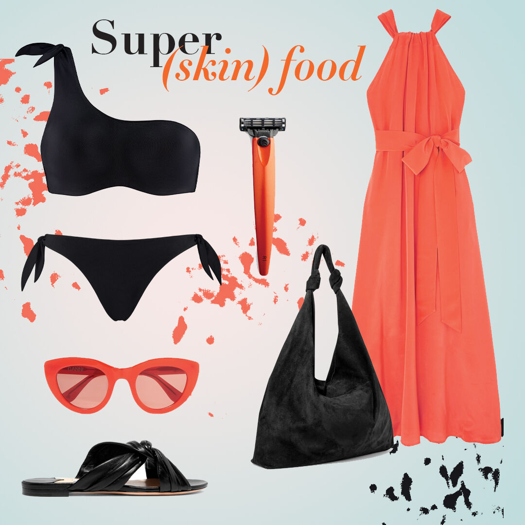 Super (skin) food