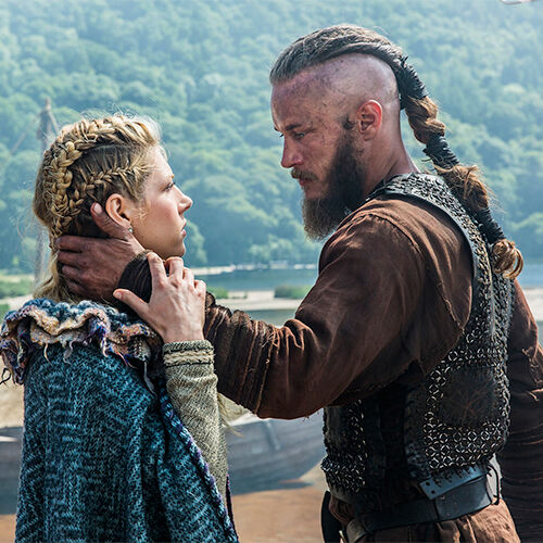 Lagertha – Embrace your inner Viking warrior!