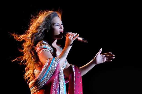 Bollyburn: Bhangra meets Beyoncé