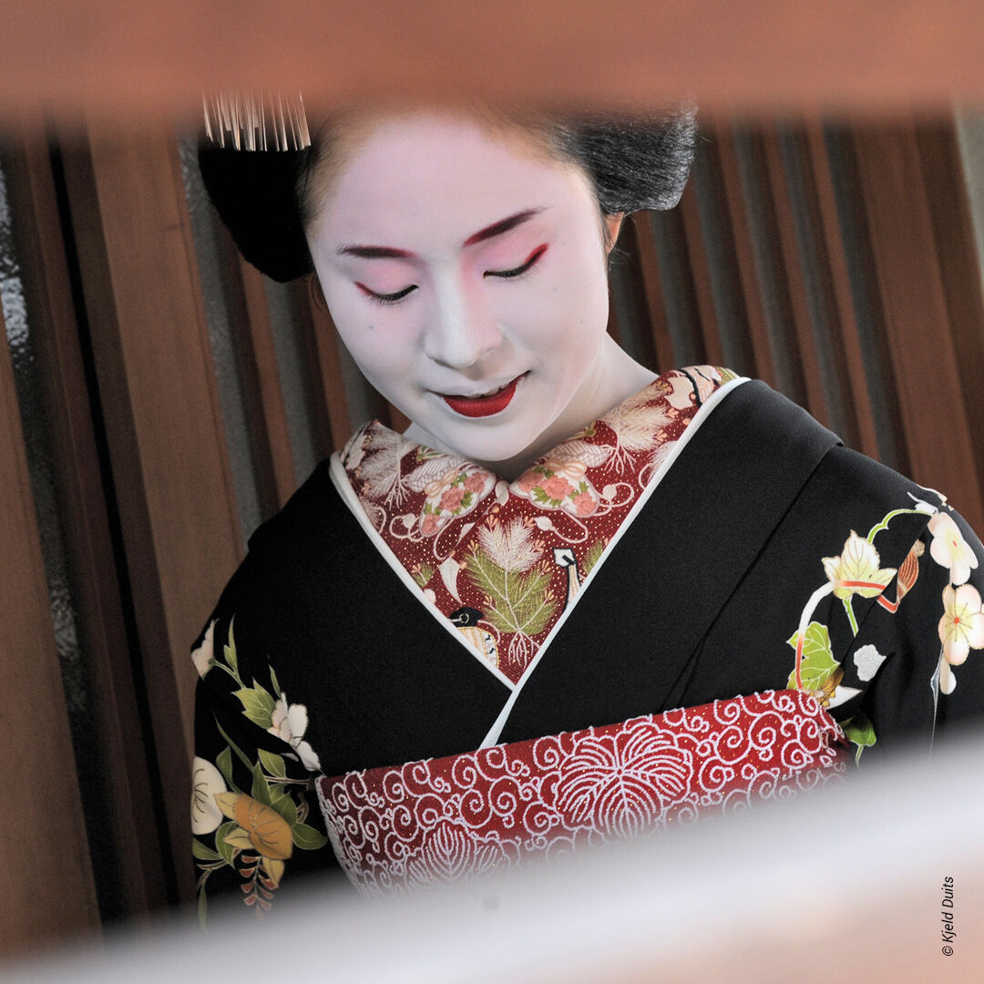 Dreaming of Geisha
