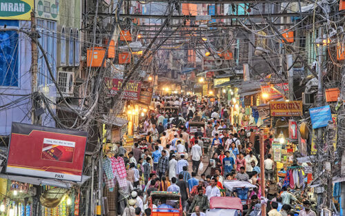 Eat, shop, dance; my India hot spots