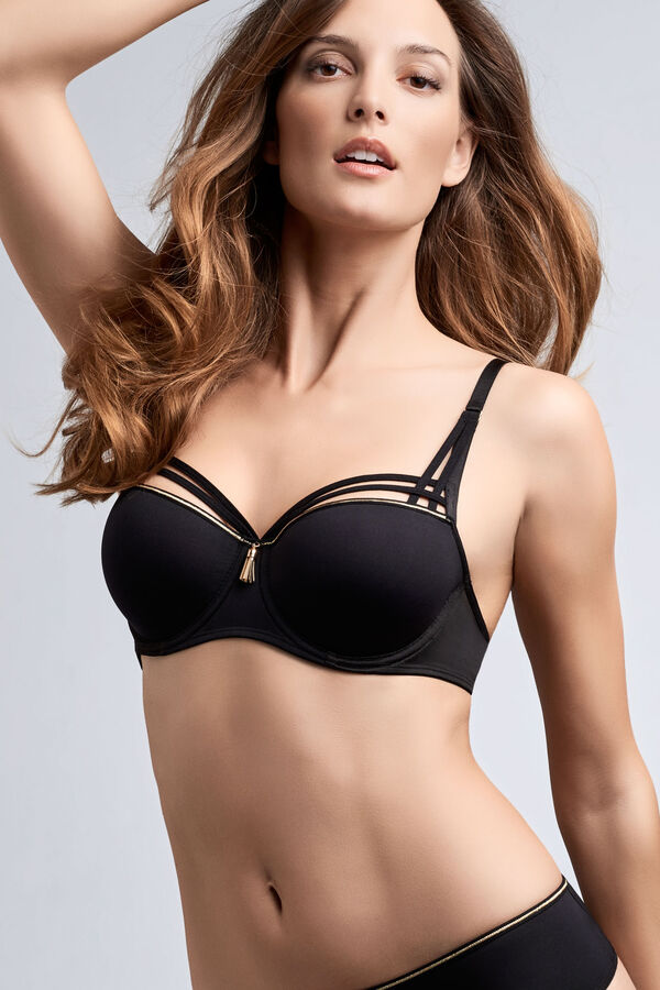 dame de paris balcony bra