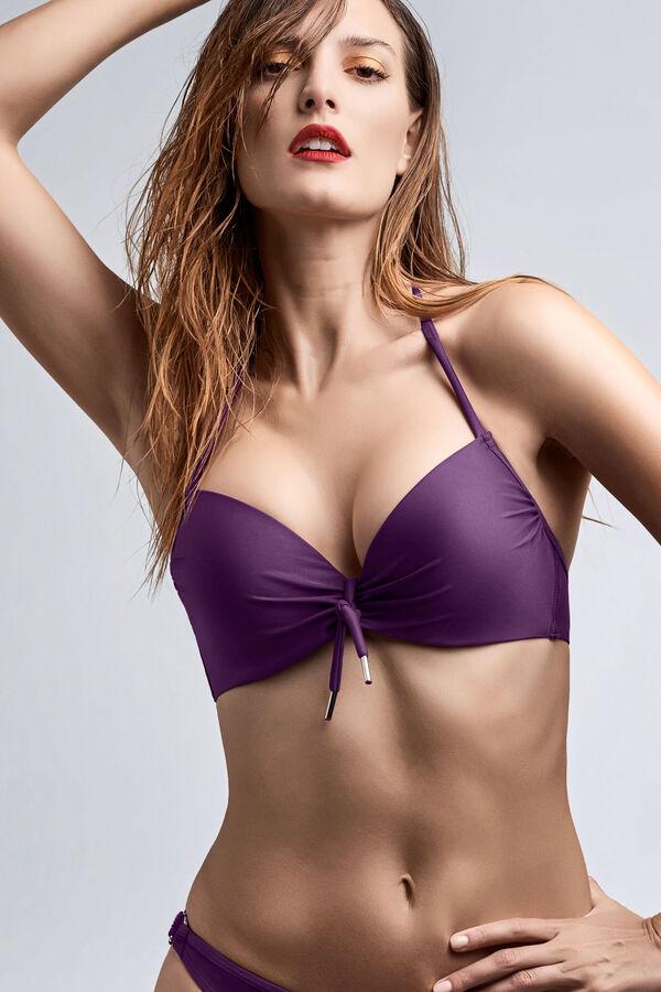 musubi haut de bikini push-up