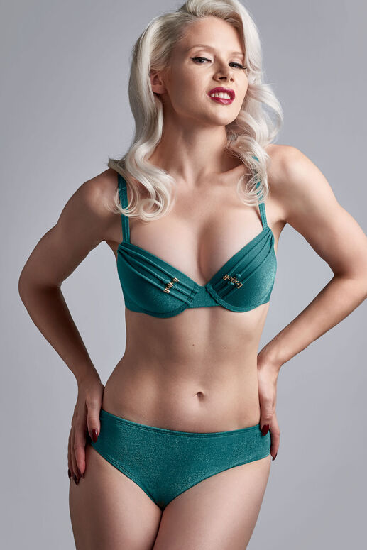 holi gypsy haut de bikini push-up