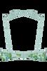 jardin des herbs unpadded plunge bra