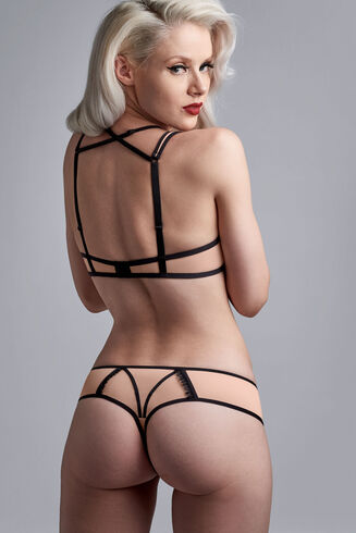 meringue 7 cm string