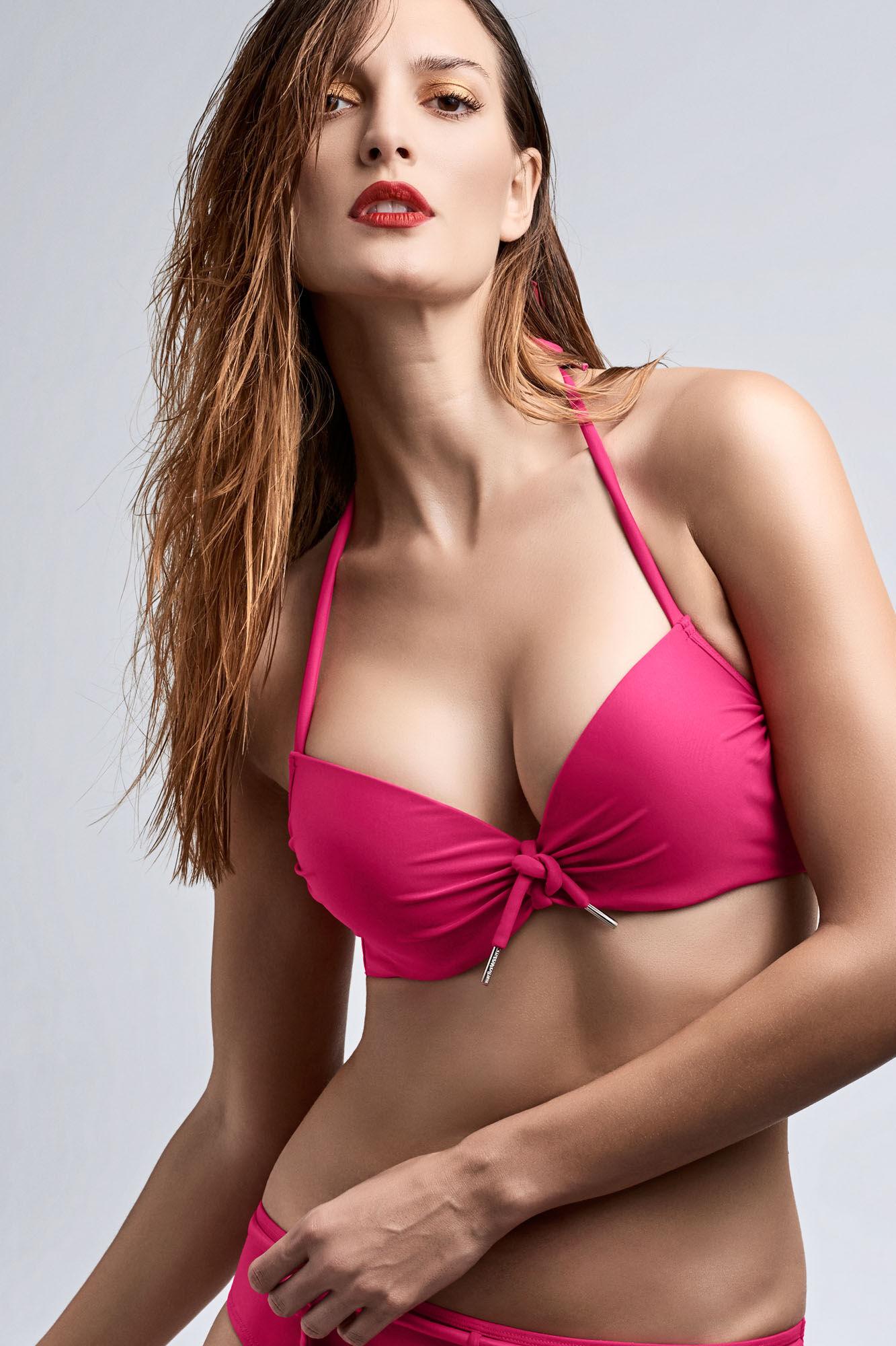 Push Up Bikini Top