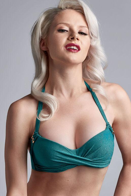 holi gypsy plunge balcony bikini top