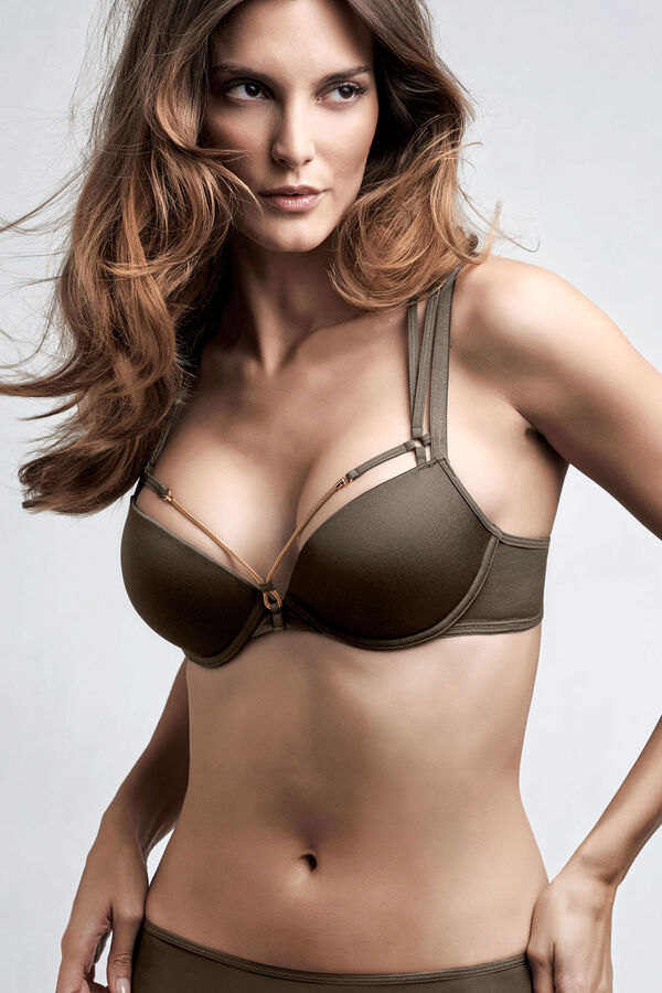 calder push up bra