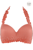 côte d'azur plunge balcony bikini top
