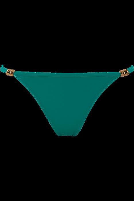 Artikel klicken und genauer betrachten! - In diesem sinnlichen meergrünen Tanga werden Sie zur stilvollen Sirene! Die Strapse sind mit wunderschönen glänzenden Perlen besetzt, die atemberaubenden Kurven Ihrer Hüfte hervorheben. Die Pobacken sind teilweise mit Stoff bedeckt, während Ihr Unterbauch vollständig kaschiert wird. Entscheiden Sie sich für diesen grünen Tanga, wenn Sie möchten, dass Ihr Po alle Blicke auf sich zieht.   im Online Shop kaufen