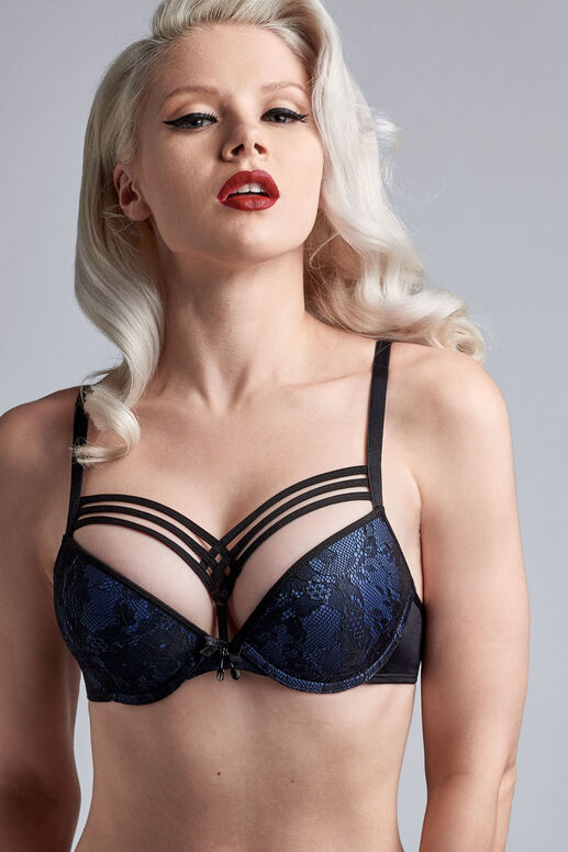 41cbc7c656 shop now · dame de paris push up bra