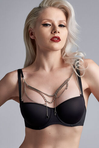 charms balcony bra