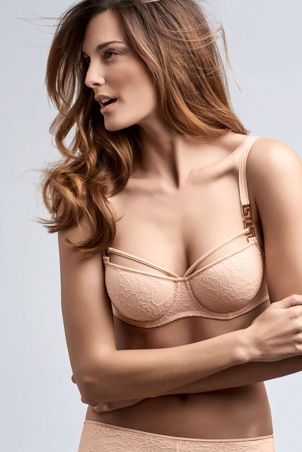 meander balcony bra