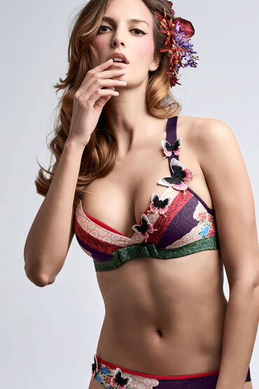 yukata push up bra