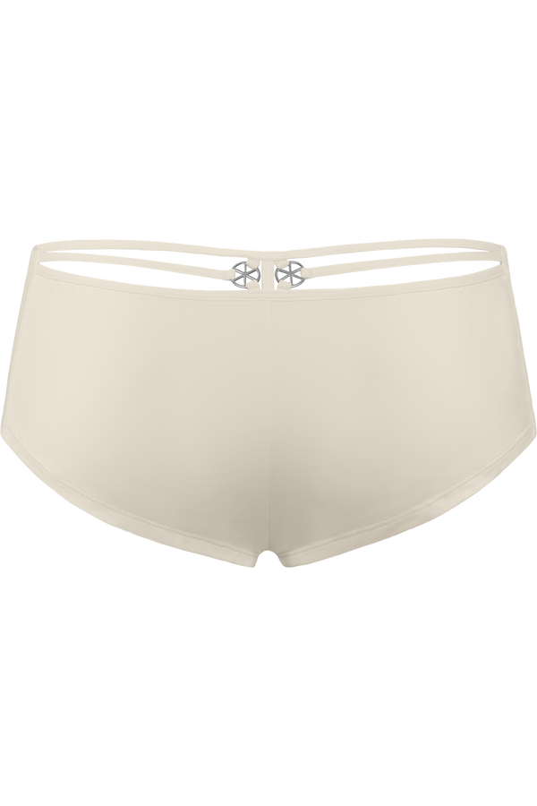 society ivory 12 cm brazilian shorts