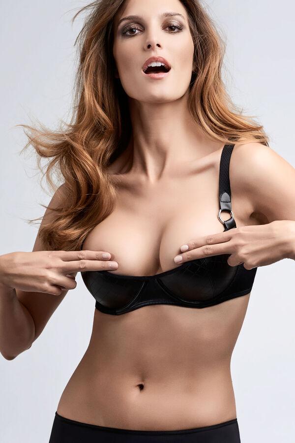 femme fatale demi bra