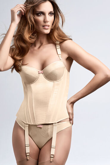 mulholland drive plunge balcony corset
