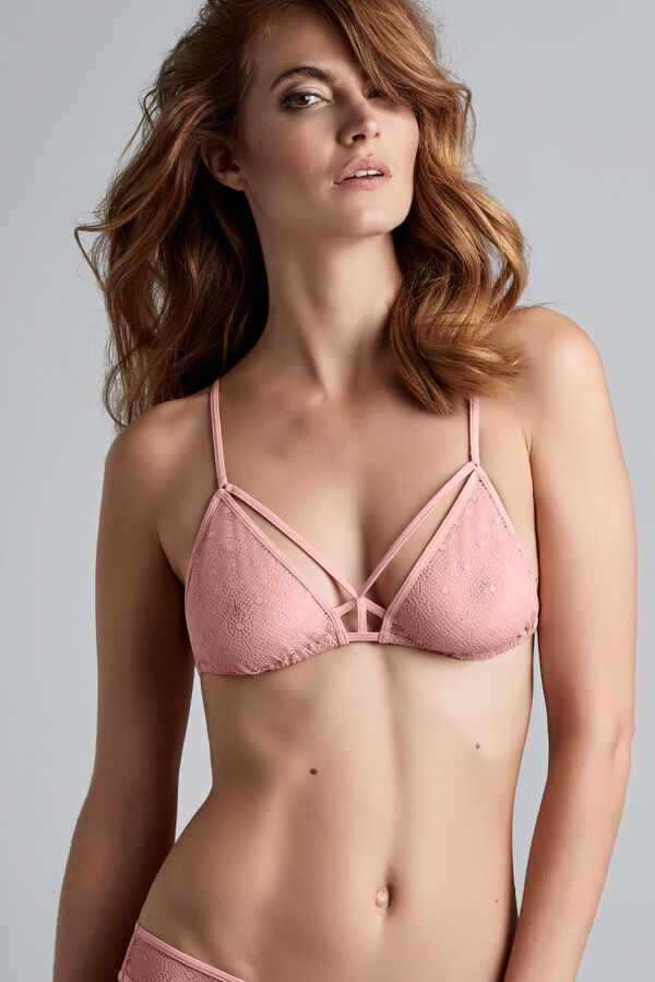 seduction triangle bra