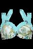 oriental morphosis super push up bra