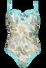 oriental morphosis Plunge Balconette Body