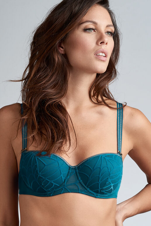 the adventuress balcony bra
