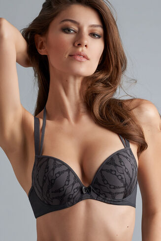 latin lady push up bra