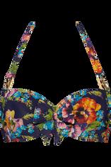 jardin des fleurs plunge balcony bikini top