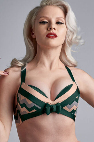 courage push up bra