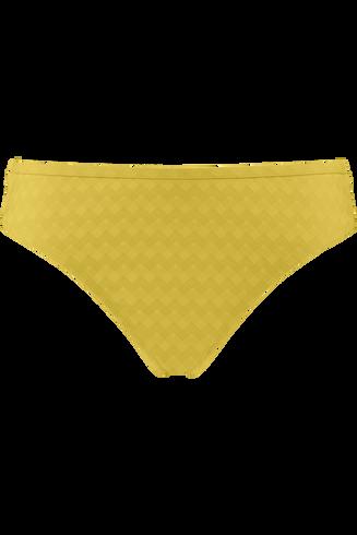 Sunglow 5 Cm Bikini Briefs |  Royal Yellow - M