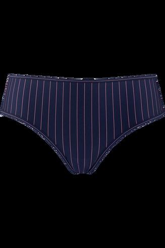 gloria 8 cm brazilian slip  maritime blue and pink  S