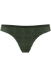 crown jewel 4 cm butterfly thong