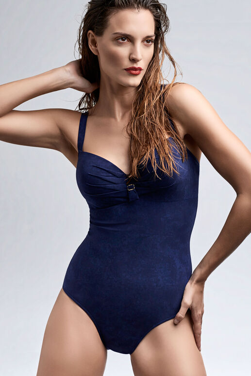 puritsu plunge balcony bathing suit