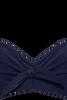lotus plunge balconette bikini top